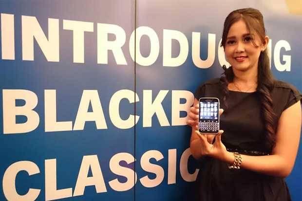 BlackBerry Classic Sasar Pengguna Kelas MenengahAtas
