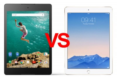 Nexus 9 vs iPad Mini 3, Tablet Mini yang Paling Mumpuni